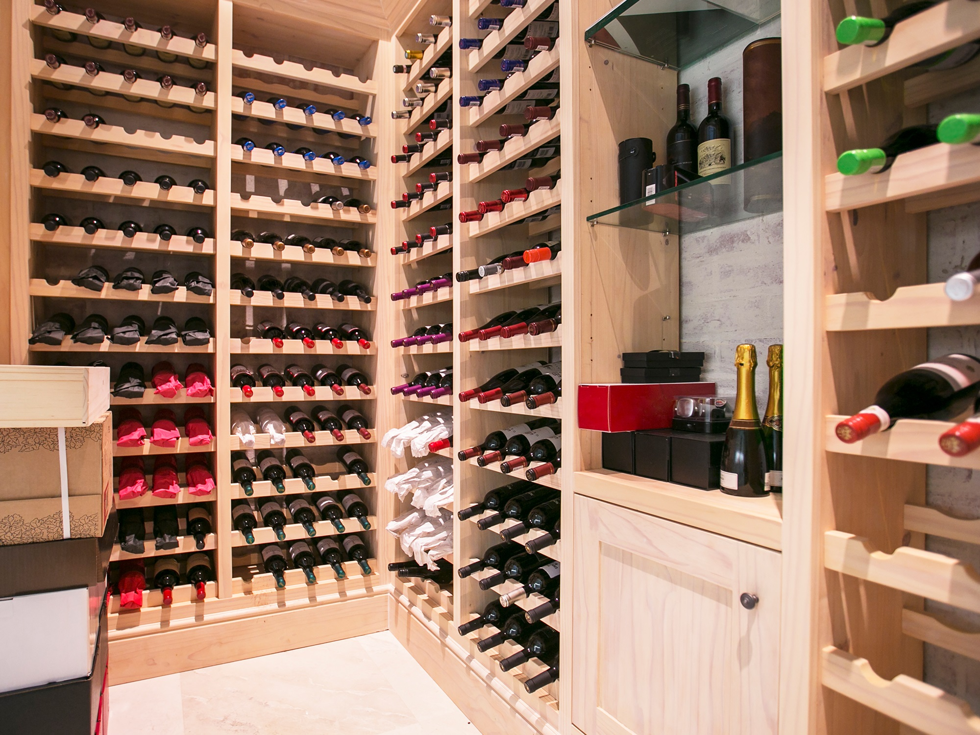 Does a wine cellar increase home value?