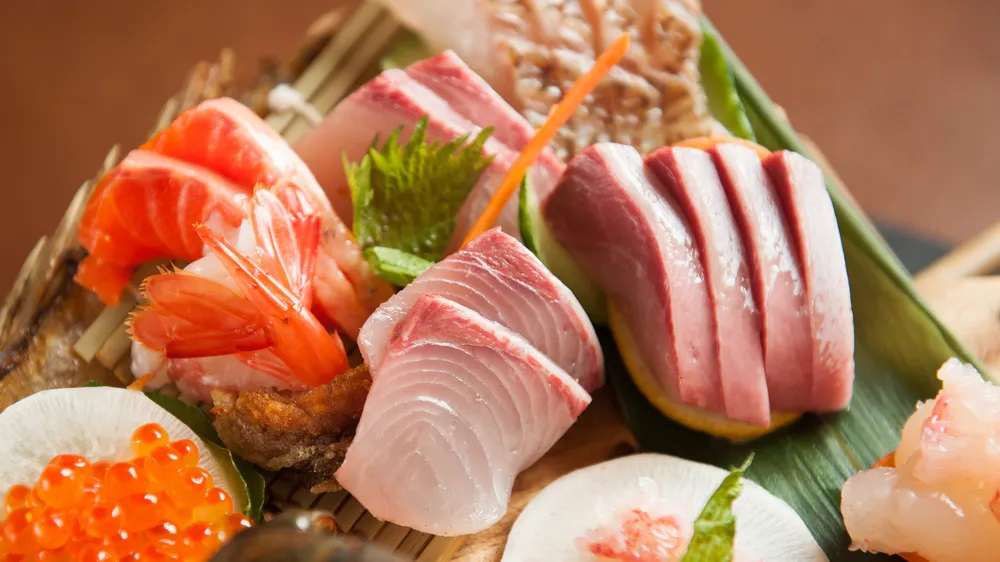 A Dive Into The World Of Sashimi